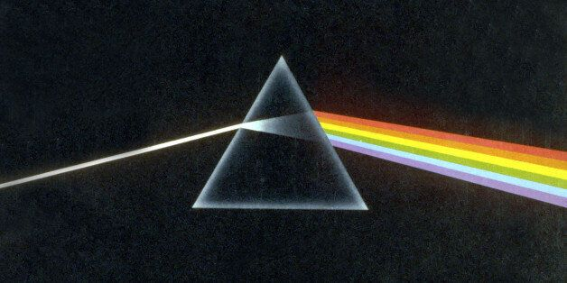1973: Album cover of Pink Floyd's Dark Side Of The Moon released in 1973. Photo by Michael Ochs Archives/Getty
