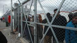 Θέμα χρόνου να ξαναγεμίσει το κέντρο της Αμυγδαλέζας – 400 μετανάστες μπαίνουν κάθε μέρα στην Ελλάδα από το