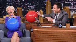 Η Helen Mirren απέδειξε γιατί είναι η πιο ακομπλεξάριστη