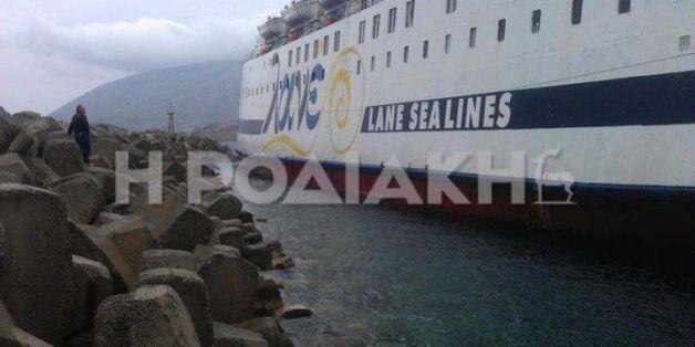 «Οδύσσεια» για πάνω από 24 ώρες για τους επιβάτες του «Βιτσέντζος Κορνάρος». Το απόγευμα η