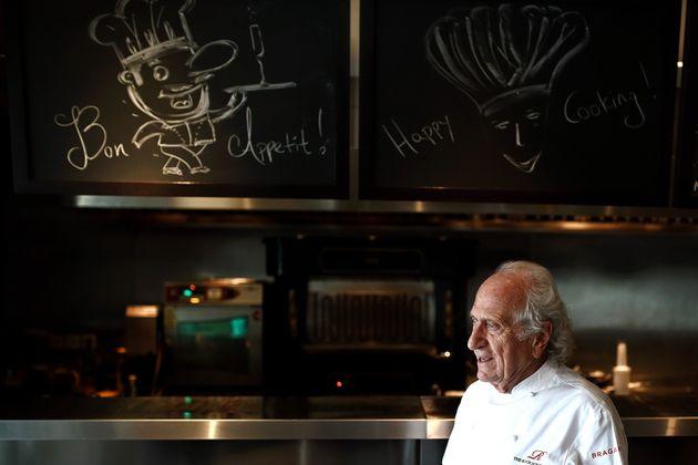 Mισέλ Ρου: O σεφ-θρύλος μιλά αποκλειστικά στη HuffPost