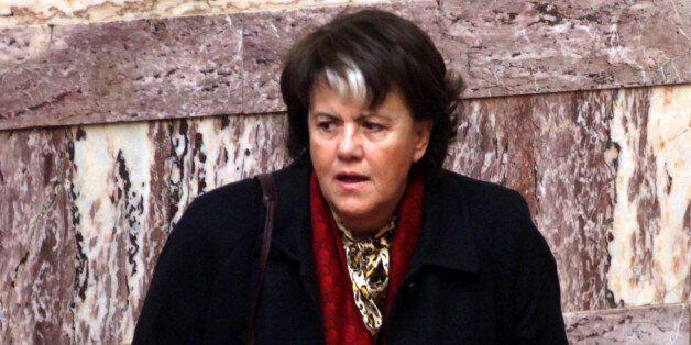 Αγωγή της Άννας Παναγιωταρέα κατά του στελέχους της ΑΝΤΑΡΣΥΑ, Δέσποινας
