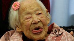 Πέθανε η γηραιότερη γυναίκα του