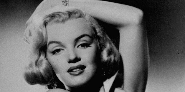 Marilyn Monroe is shown in this undated photo. (AP Photo)