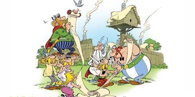 Ο νέος Asterix θα λέγεται