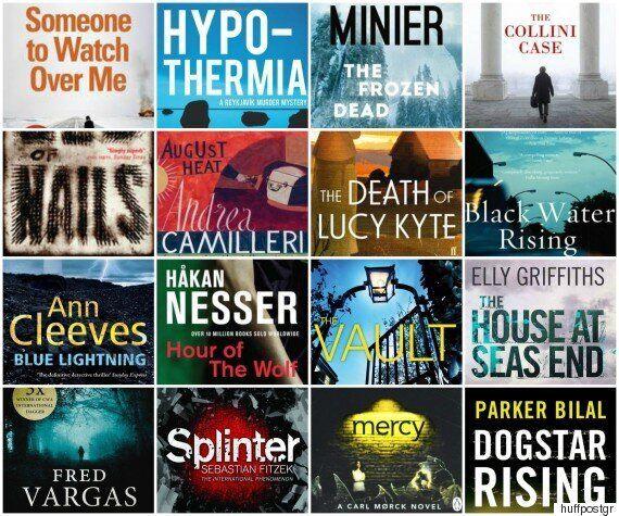 Η αστυνομική λογοτεχνία επιστρέφει: 18 βιβλία γεμάτα μυστήριο και ανατριχιαστικά εγκλήματα που πρέπει...