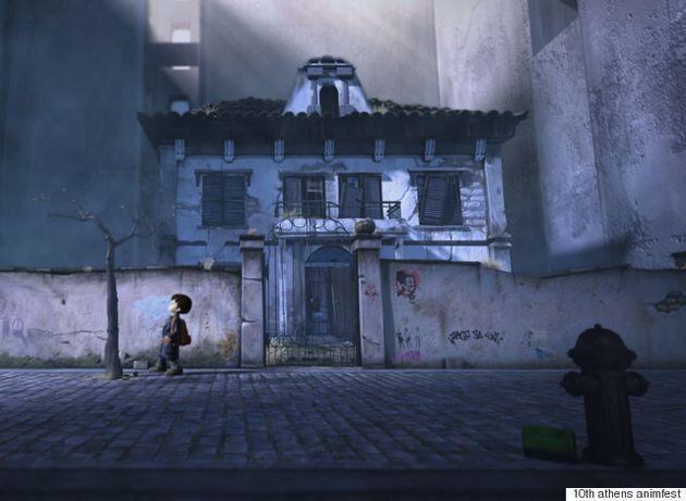 Το 10ο Διεθνές Φεστιβάλ Animation Αθήνας επιστρέφει ξανά στην