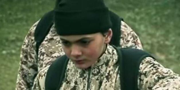 Απόσπασμα από το βίντεο εκτέλεσης ομήρου του Ισλαμικού Κράτους από