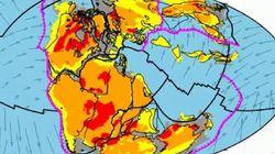 Από την Παγγαία στις έξι ηπείρους: Έτσι ήταν η γη πριν 200 εκατομμύρια