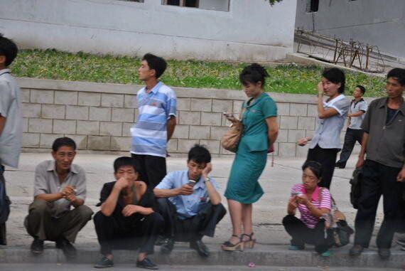 Ζώντας δύο χρόνια στην Βόρεια Κορέα: μια προσωπική