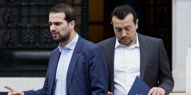 «Το Brussels Group δεν θα πηγαίνει σε υπουργεία, θα παίρνουν στοιχεία από ομόβαθμο τους» λέει ο