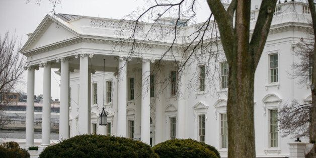 The North Lawn of the White House, on Tuesday, March 10, 2015 in Washington. (AP Photo/Andrew