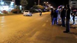 Κόντρες στη Λεωφόρο Μαραθώνος με επεισόδια, συλλήψεις και επέμβαση των