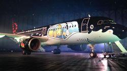 Πετώντας με τον Τεν Τεν. Οι βέλγικες αερογραμμές βάφονται στα χρώματα του ήρωα του