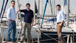 Incrediblue: Οι «καπετάνιοι» της επιχειρηματικότητας που θέλουν να κατακτήσουν τη