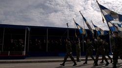 Στρατιωτική παρέλαση και μετά... δημοτικό γλέντι για τον εορτασμό της 25η