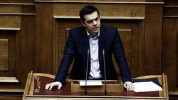 Live η ομιλία του Αλέξη Τσίπρα στη βουλή επί του νομοσχεδίου για την ανθρωπιστική