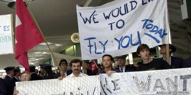 Η άνοδος και η πτώση των μεγαλύτερων αεροπορικών εταιρειών. Οικονομική κατάρρευση και καταστροφικά αεροπορικά