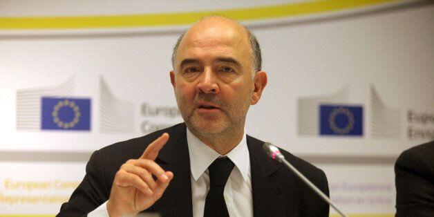 Ο Μοσκοβισί προειδοποιεί ξανά: Το Grexit θα είναι η αρχή του τέλους για το ενιαίο