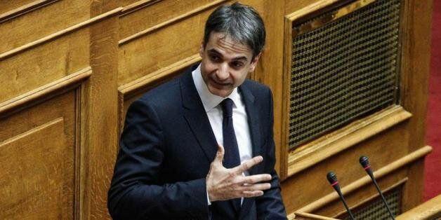 Μητσοτάκης: Η κυβέρνηση δεν θέλει να έρθει η τρόικα μήπως και την πάρει καμιά