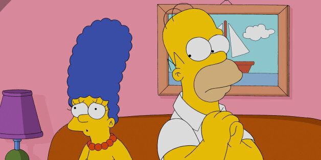 THE SIMPSONS: The Walking Big & Tall episode of THE SIMPSONS airing Sunday, Feb. 8, 2015 (8:00-8:30 PM...