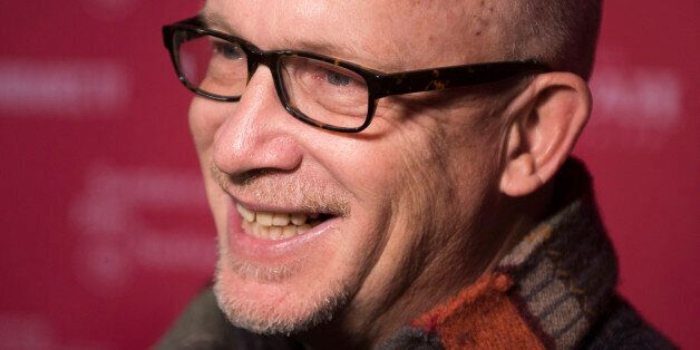 Director Alex Gibney attends the premiere