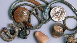 Θησαυρός από την εποχή του Μ.Αλεξάνδρου ανακαλύφθηκε σε σπήλαιο στο