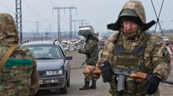 Ποροσένκο: 64 Ουκρανοί στρατιωτικοί νεκροί από τις 15