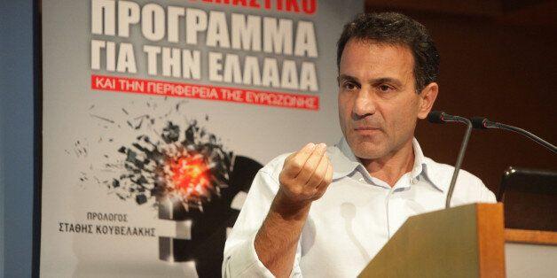 Λαπαβίτσας: Για να νικήσει τη λιτότητα η Ελλάδα πρέπει να απελευθερωθεί από το