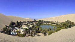 Huacachina: Ένα χωριό-όαση στην έρημο του