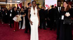 Άφαντο το εντυπωσιακό φόρεμα που φορούσε η Λιουπίτα