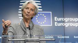 Λαγκάρντ: Η επιτυχία του σχεδίου μεταρρυθμίσεων της Ελλάδας θα κριθεί στην
