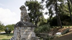 Ανατροπών συνέχεια στην Αμφίπολη: Ο Λέων δεν βρισκόταν τοποθετημένος πάνω στο λόφο