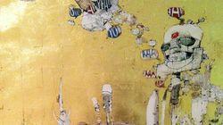 Το «Μεγάλο Χρυσό Δωμάτιο» του Κωνσταντίνου Παπαμιχαλόπουλου στην Πλάκα: Eκεί που τα κόμικ συναντούν τη Βυζαντινή