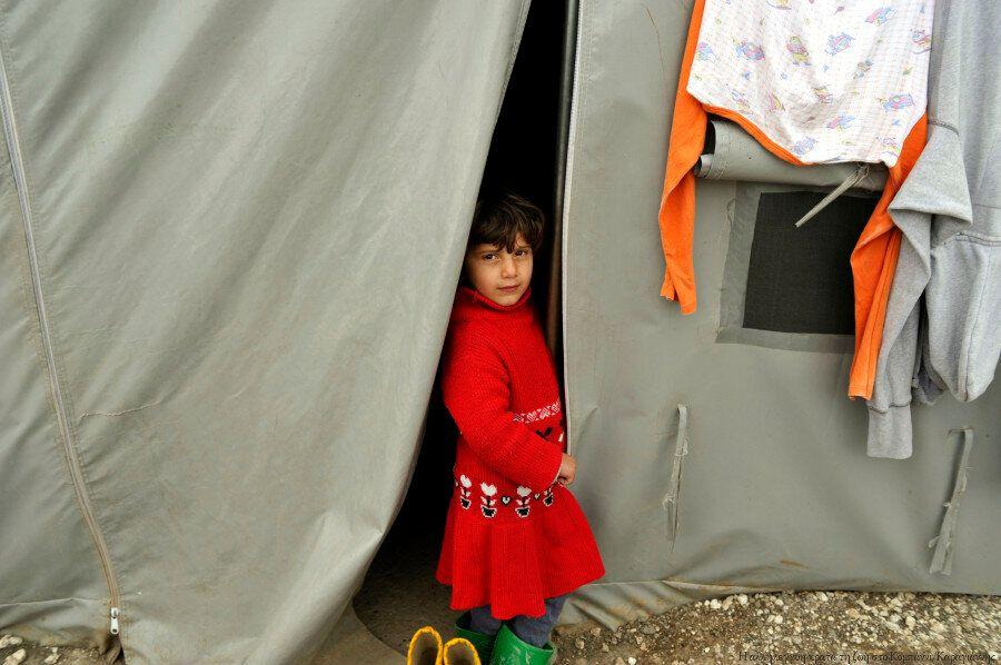 Αποστολή στα σύνορα Συρίας-Τουρκίας. H HuffPost Greece συναντά τους πρόσφυγες του Κομπάνι και τις οικογένειες...