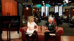 Η Κριστίν Λαγκάρντ στη HuffPost - Συνέντευξη στην Αριάννα Χάφινγκτον: Στόχος η Ελλάδα να επιστρέφει στην ανάπτυξη