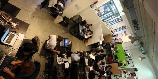 Found.ation: Ένα «εργαστήρι» επιχειρηματικότητας στο κέντρο της