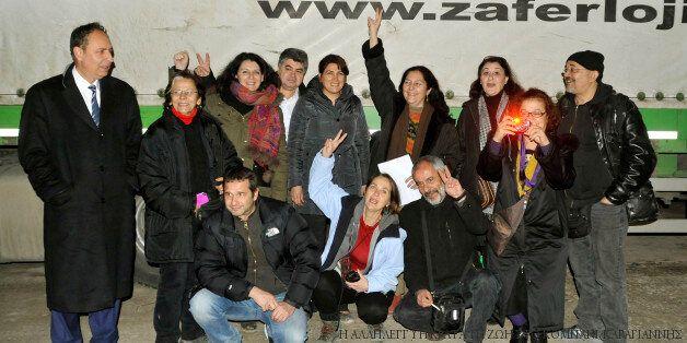 Η Μυρτώ της Αθήνας και η Ζουχάλ του Σουρούτς. Οι γυναίκες που συνδέονται με μια γέφυρα αλληλεγγύης και...