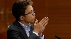 Íñigo Errejón se presentará a las elecciones del 10 de