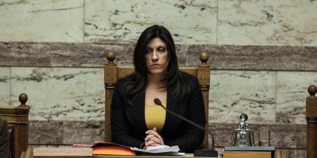Η πρόεδρος της Βουλής καταψήφισε την συμφωνία του Eurogroup στην ΚΟ του