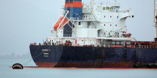 Ακυβέρνητο δεξαμενόπλοιο νοτιοδυτικά των Κυθήρων λόγω μηχανικής