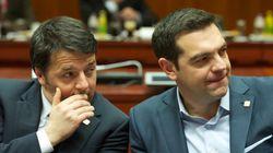 Τηλεφωνική συνομιλία Τσίπρα με Ρέντσι και τον υπουργό Οικονομικών της