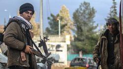 Οι κουρδικές δυνάμεις απωθούν τους τζιχαντιστές από χωριά γύρω από το