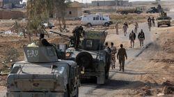 Εν αναμονή έναρξης μεγάλης επίθεσης του ιρακινού στρατού κατά του Ισλαμικού