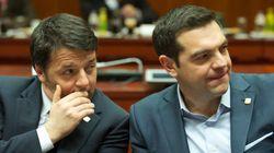 Τηλεφωνική συνομιλία Ρέντσι- Τσίπρα με φόντο τις διαπραγματεύσεις για το ελληνικό