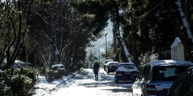Νέο κύμα κακοκαιρίας με χιόνια και χαμηλές θερμοκρασίες μέχρι την