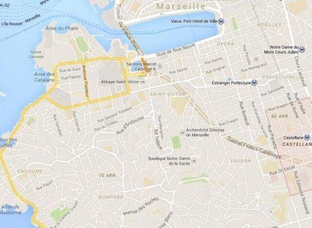 Ένοπλη επίθεση στη Μασσαλία, την οποία επισκέπτεται ο