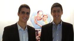 Ιατρείο Online: Οι δύο νέοι που «συνδέουν» ασθενείς και γιατρούς μέσω