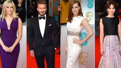 Δείτε όλες τις εμφανίσεις των σταρ στο κόκκινο χαλί των βραβείων BAFTA