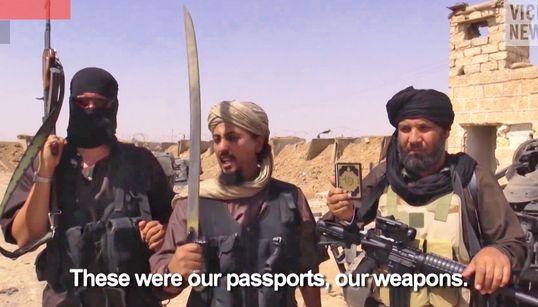 Η βία των τζιχαντιστών και το Ισλαμικό κράτος χωρίς